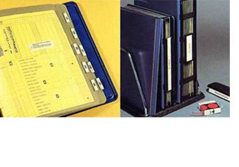 Inventory Kardex Binders Visible 10 Triform Malaysia Estore