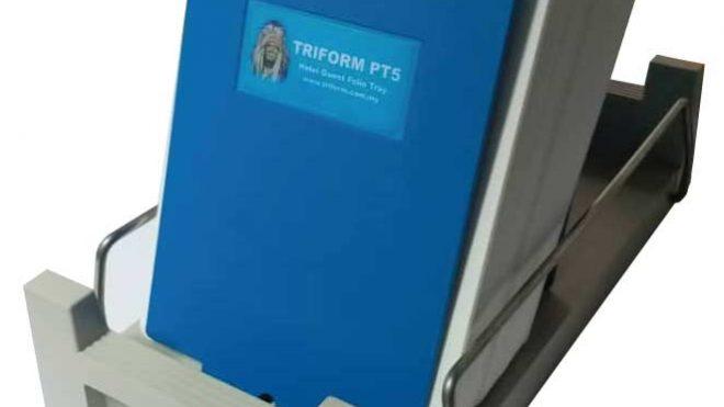 Triform PT5 Hotel Guest Folio Tray