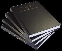 Thesis & Hardcover Binding